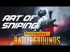 Art of sniping.... A PUBG CINEMATIC MONTAGE