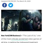 First Witcher, now The Last of Us
