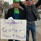 Great first day of gamer pride month. Raised alot of awareness and got alot of support for the gamer community!