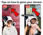 Tips on how to grow your stream