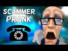 Scientist Calls Scammers - Half Life Prank Call
