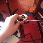 Help How can I connect an xbox 360 guitar to a Windows 10 PC, connect it with the cable seen in the image and it does not detect it, what can I do?