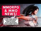 MMORPG & MMO NEWS 2021 Elyon PC, Blue Protocol, Bless Unleashed PC, New ...