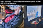 You're never too old to play video games