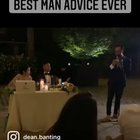 Gamer gives amazing Halo speech at friend's wedding
